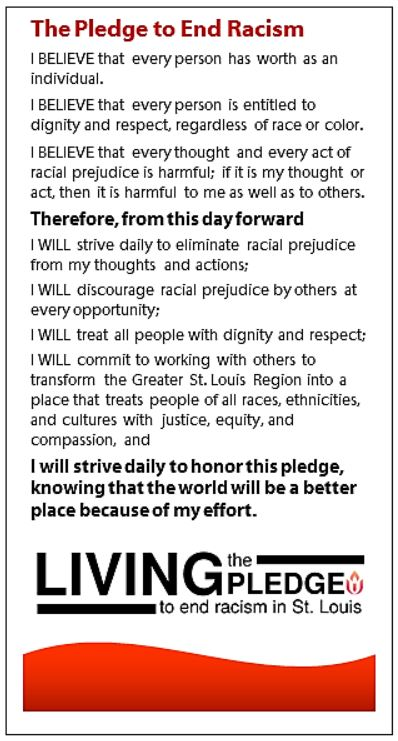 Pledge to End Racism